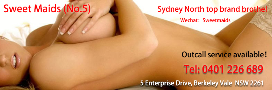 Sydney Adult Service Sydney brothel No.5 Sweet Maids