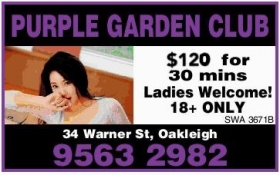 Purple garden adult club thumbnail version 11