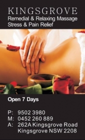 262A Kingsgrove Massage thumbnail version 1