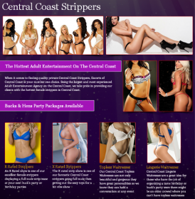 ESCORTS CENTRAL COAST - Gosford Brothel thumbnail version 1